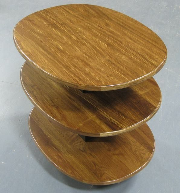 "End Table - Chechan & Asian Ebony. 19 1/2"" wide x 26"" deep x 24"" high"