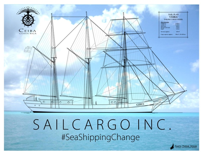 Sail Cargo INC.  - MISSIONTo direct the global maritime shipping industry towards carbon neutrality. We will build and operate a combustion-free cargo sailing vessel by synthesizing old-world ship building techniques with avant-garde energy and propulsion systems design.sailcargo.org