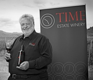 Harry McWatters of TIME Estate Winery
