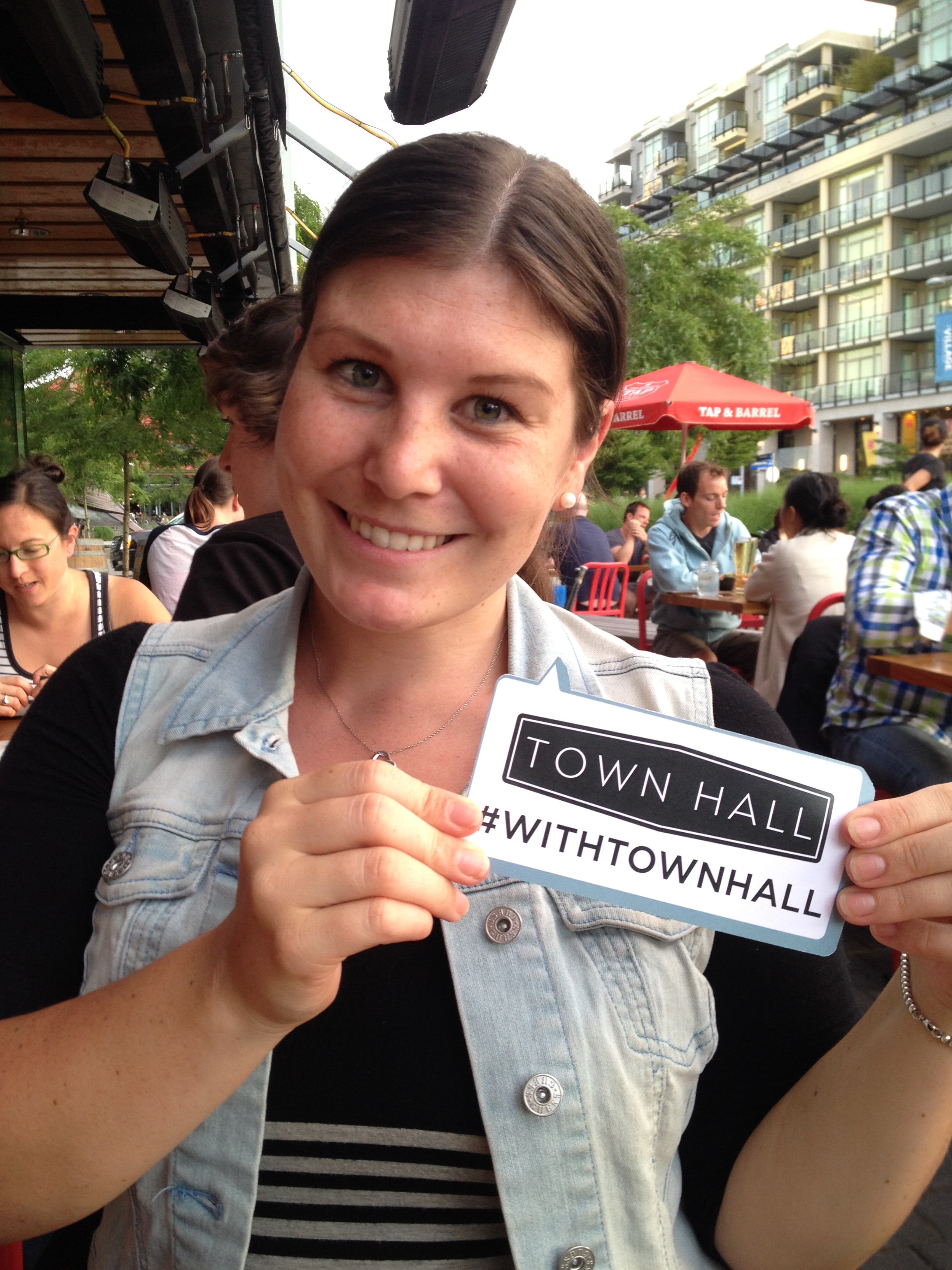 Please meet Kayla Bordignon #withTownHall