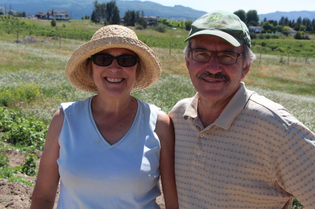 SpierHead's Marina and Bil Knutson
