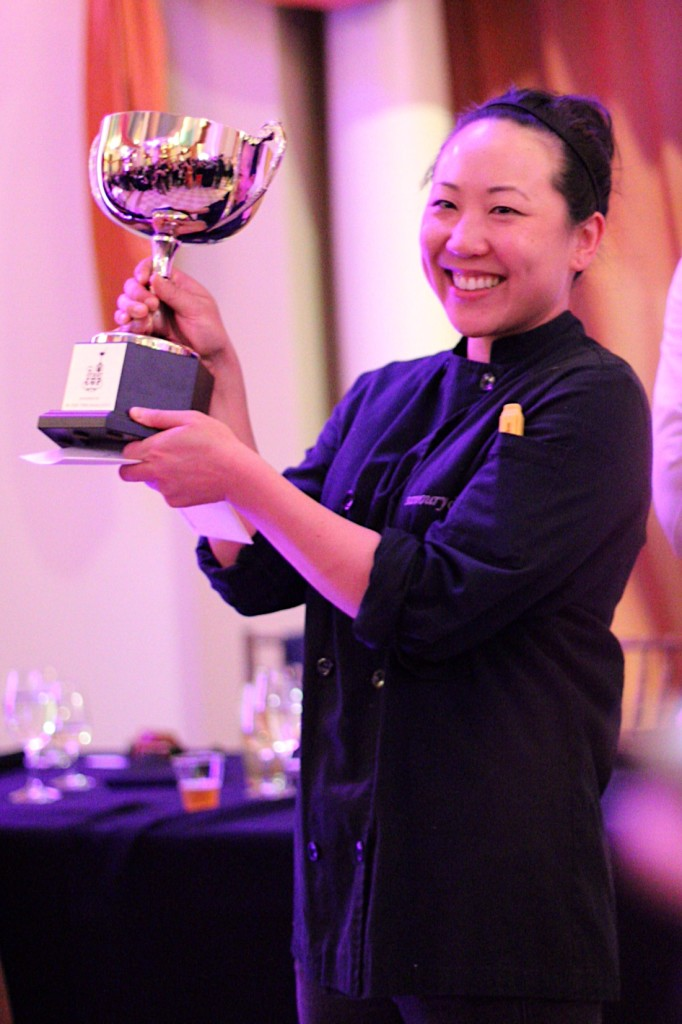Taryn Wa of Savoury Chef  is the inaugural Curry Cup Winner