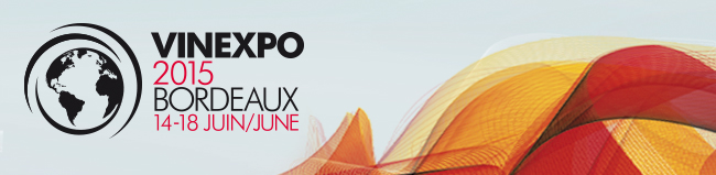 Vinexpo 2015 Welcomes You
