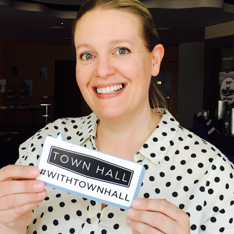 Julie Van Rosendaal #withTownHall