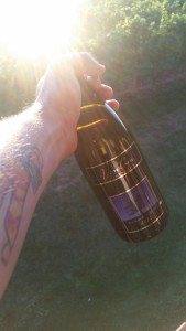 Bottled sunshine within the Ventosa Pinot Noir.