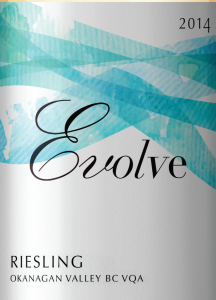 Evolve 2014 Riesling