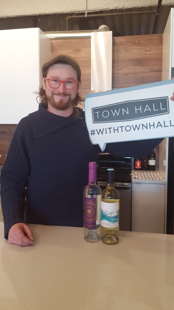 Justin Darnes of Drinks Undressed #withTownHall