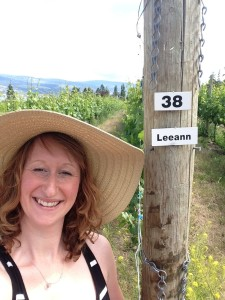 Town Hall's graphic designer Felicia Fraser made sure she took a #row38selfie on her trip last summer.