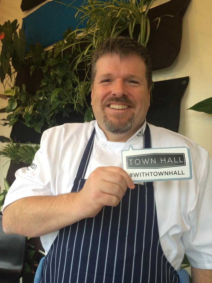 Jonathan Kinney, chef instructor, Northwest Culinary Academy 01