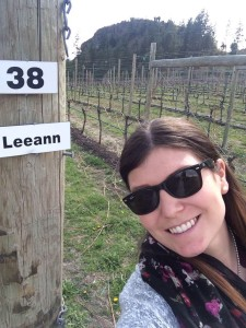 Here's Kayla of UnCorkBC with pure #row38selfie skill shining through.