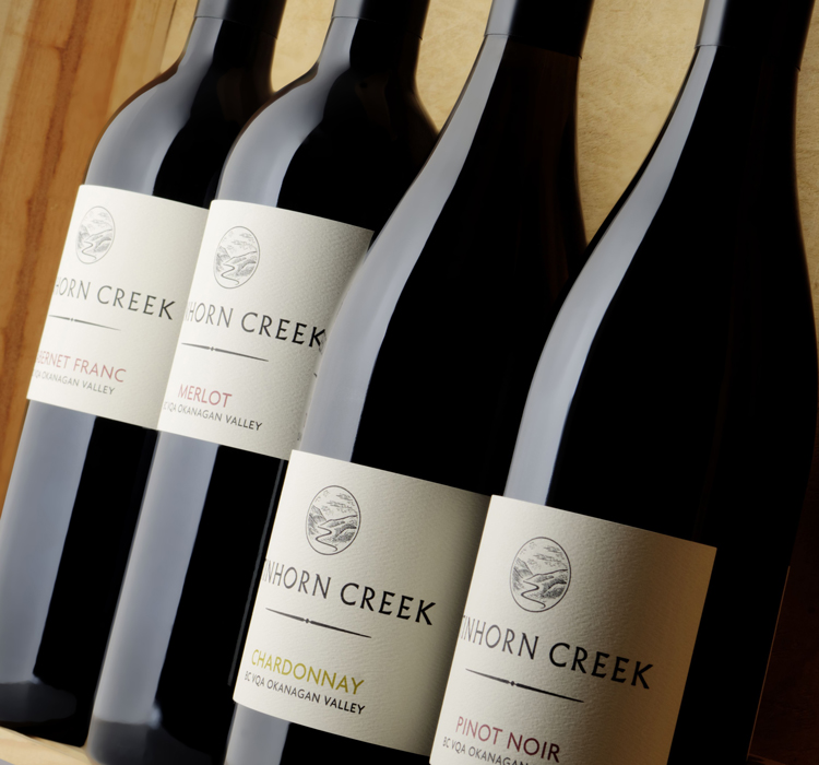 Tinhorn Creek Packaging Refresh