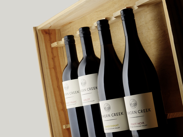 TINHORN CREEK VINEYARDS  |  PACKAGING REFRESH