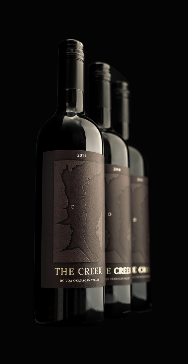 Tinhorn Creek Packaging Refresh The Creek