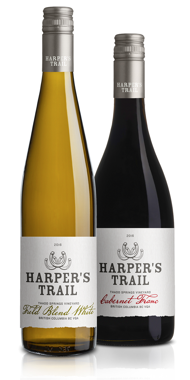 Harper's Trail Bottle Shot