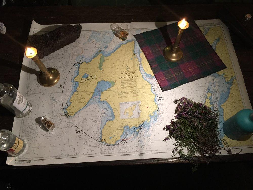 Great Islay Swim map - 27 July.jpg