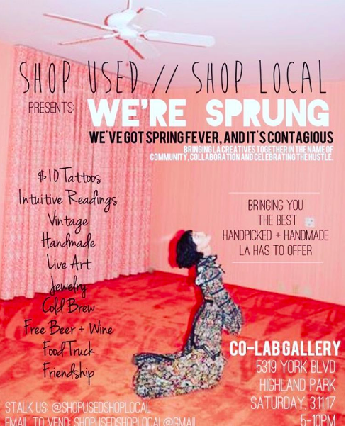Shop Used // Shop Local
