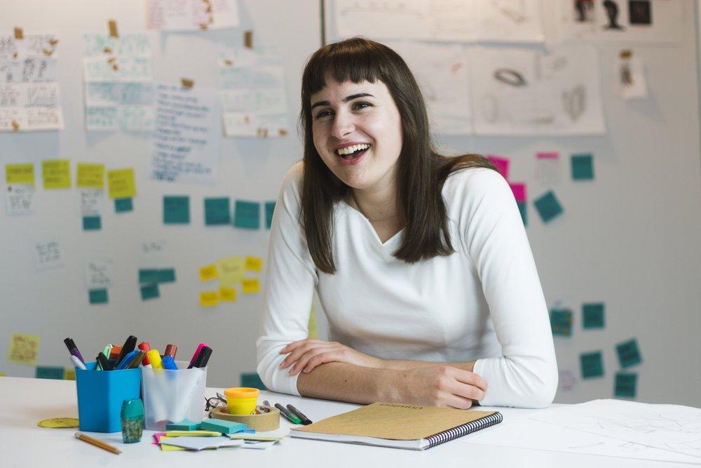 Brianna Bilter - Journalist, Artist