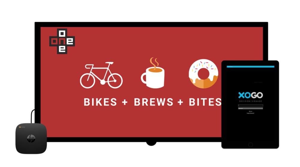 xogo, digital signage, google chrome, Chromebox, Chromebit