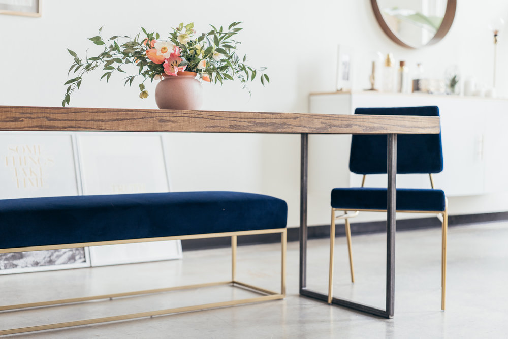 Rosewood co handcrafted custom tables