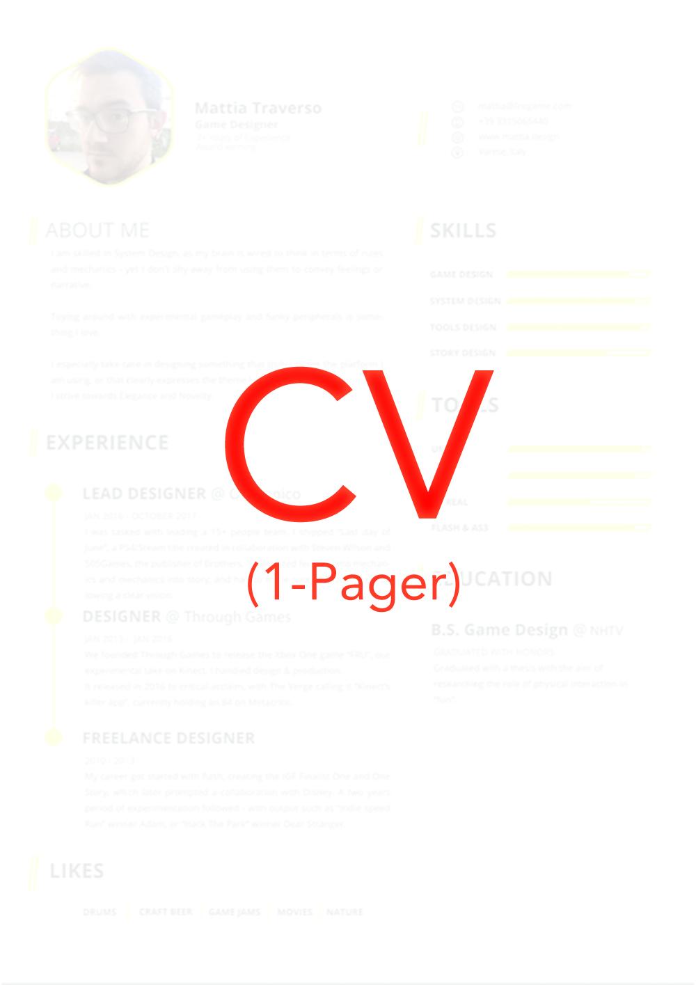 About cv mattia traverso 1g yelopaper Choice Image
