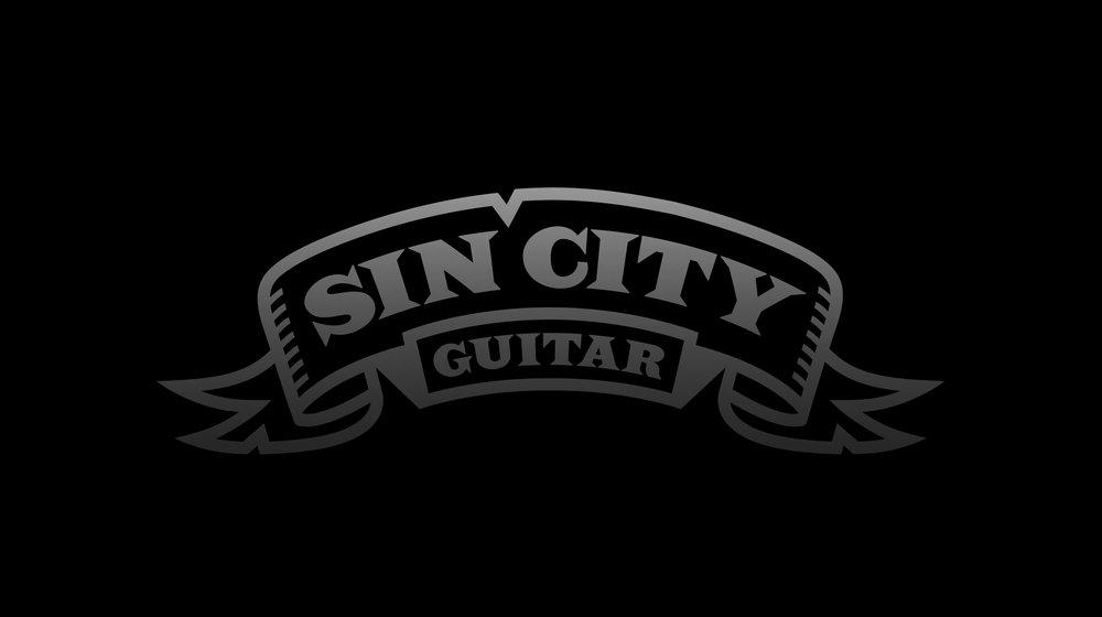 SIN CITY GUITAR -