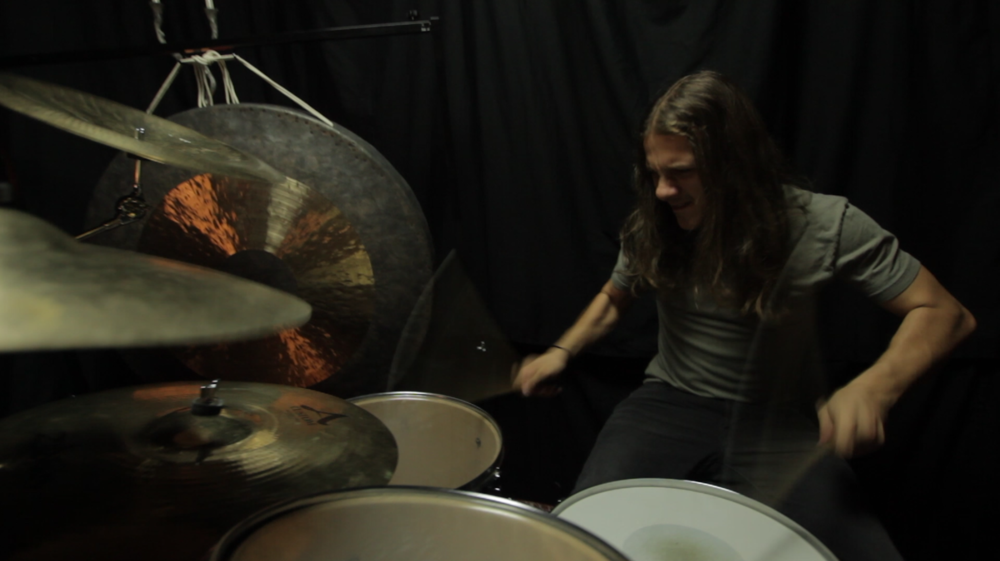 Drums: Mark Ellis
