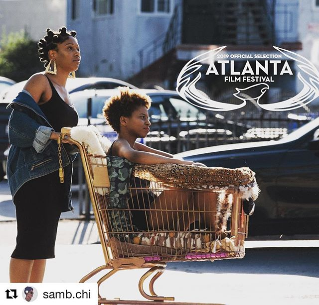 """via @samb.chi """"Masculine/Masculine got into the @atlantafilmfestival in the Rebels In The Rye Narrative Shorts program. I like rebel shit. Premieres next month! Check it out! Congrats squad"""" @samb.chi . . Rebels In The Rye highlights """"bold works and bolder heroines reckon with the world around them."""" . . #femalefilmakers #atlantafilmfestival #accepted #coakleypr"""
