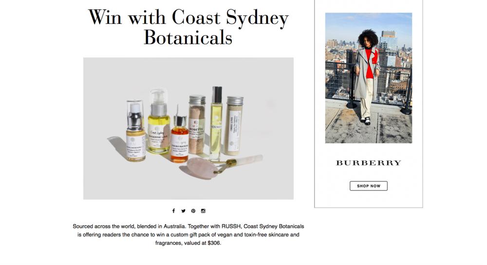 http://www.russh.com/win-with-coast-sydney-botanicals/