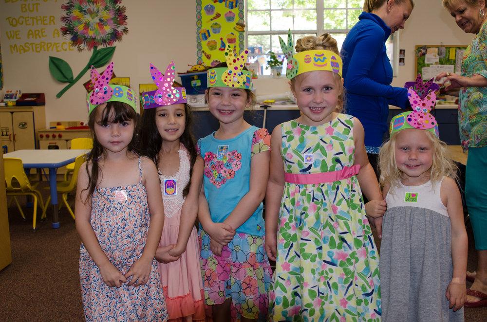Preschool Easter