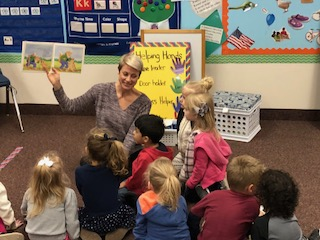 reading preschool