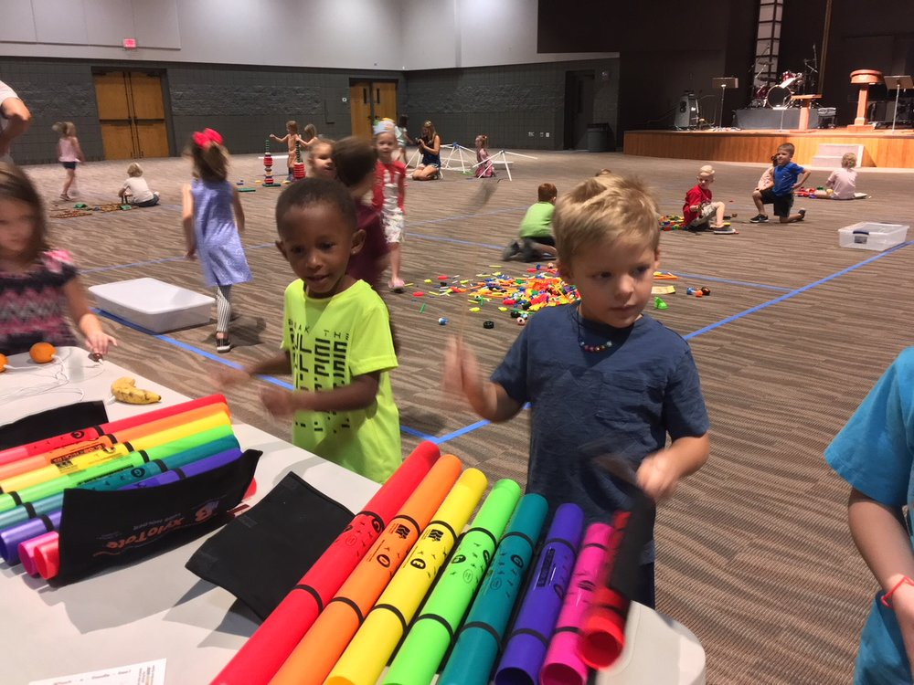 Scottsdale STEAM Preschool Activities