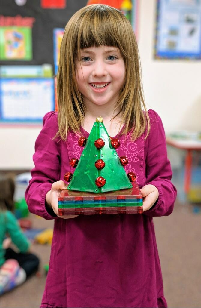 Preschool Christmas Tree