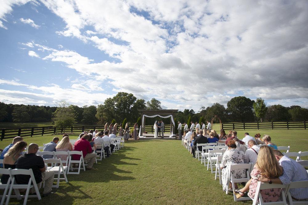 wedding-outdoor-ceremony-blue sky.jpg