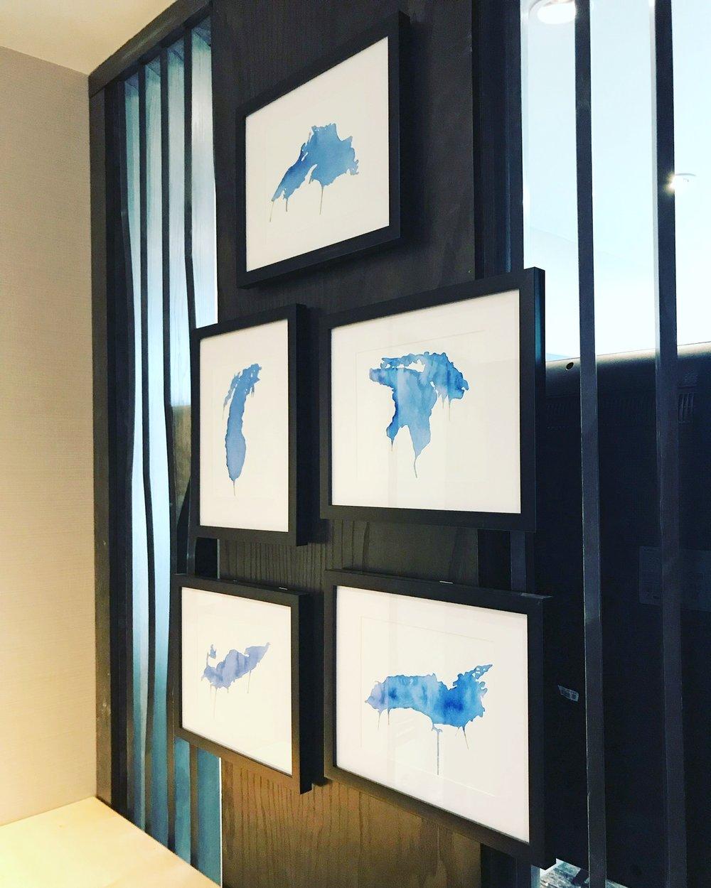 printing station | great lakes art