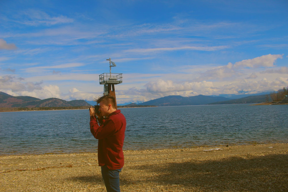 Lake Shuswap, BC