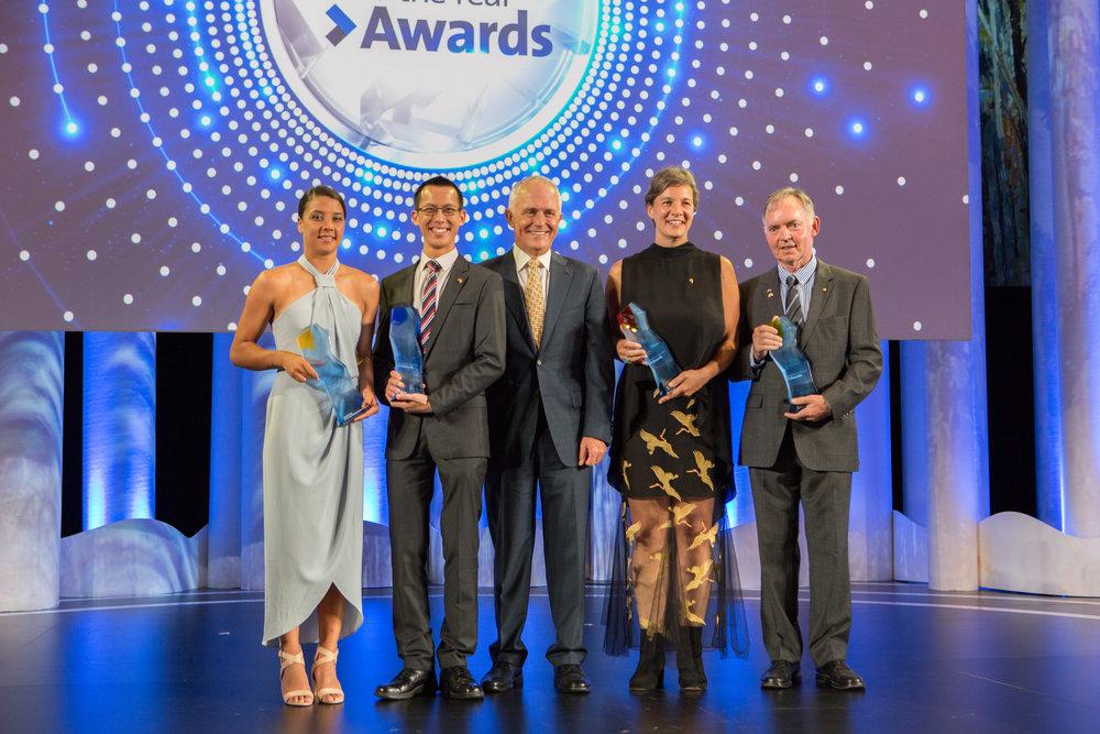 Australian of the year Awards Ceremony