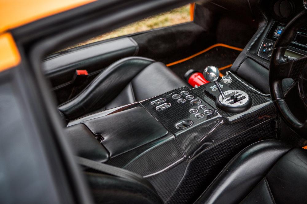 Auto Italia 2018: Lamborghini Diablo