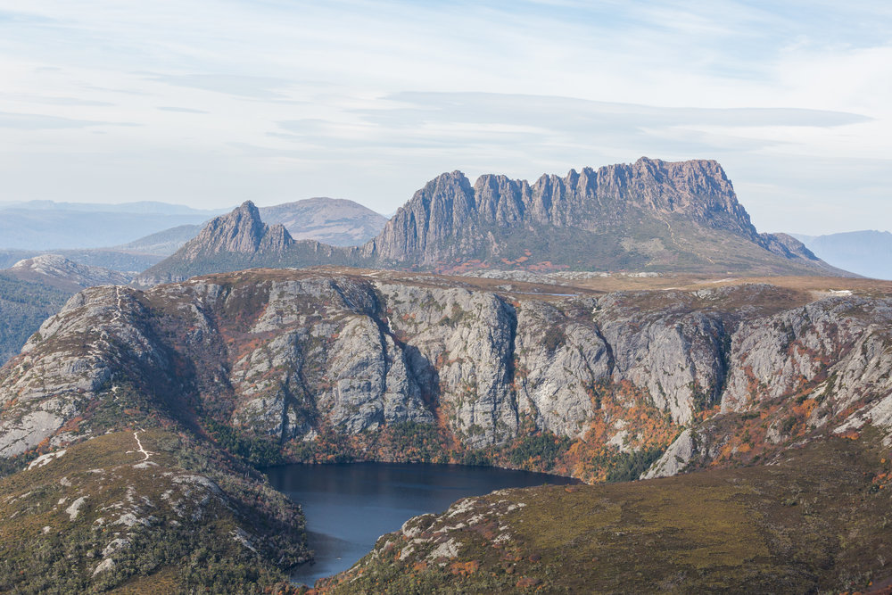 TAS18: Cradle Mountain
