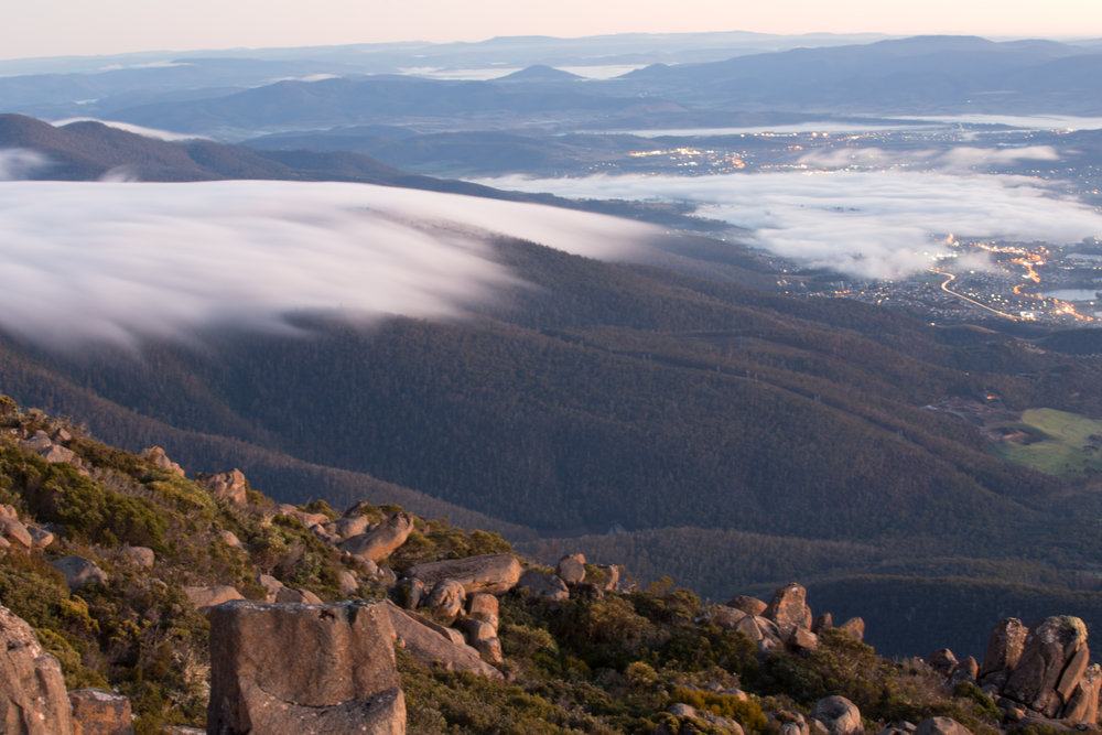 TAS18: Mount Wellington