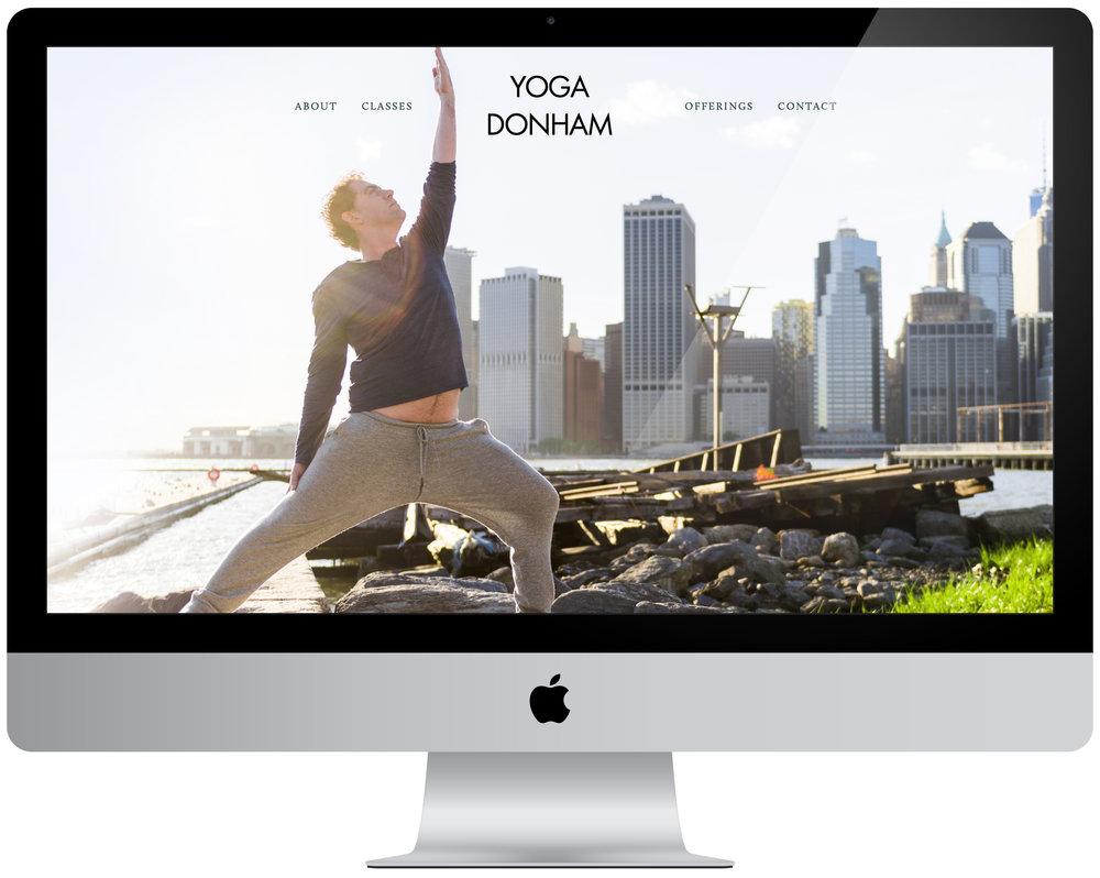 Donham Yoga - INFO COMING SOON