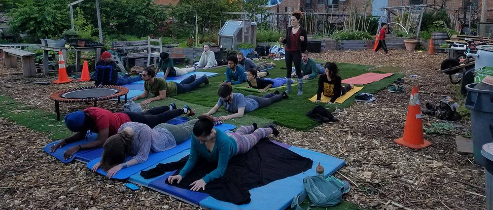 Healing and empowerment events Organized around nyc - Wandering Roots