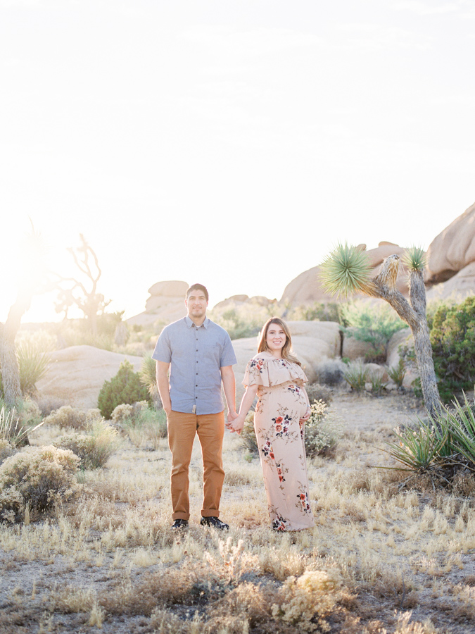 Fine Art Maternity | Joshua Tree Maternity Session | Maternity Inspiration | Joshu Tree Photographer | Fuji 400h | Pentax 645Nii | Richard Photo Lab | Alexis Ralston Photography005.jpg