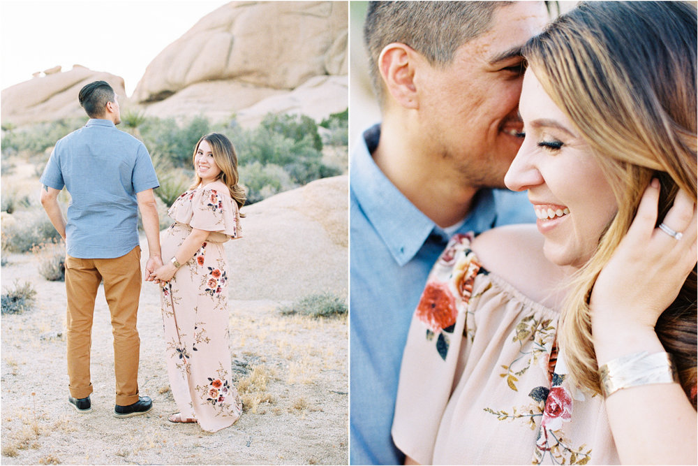 Fine Art Maternity | Joshua Tree Maternity Session | Maternity Inspiration | Joshu Tree Photographer | Fuji 400h | Pentax 645Nii | Richard Photo Lab | Alexis Ralston Photography6.jpg