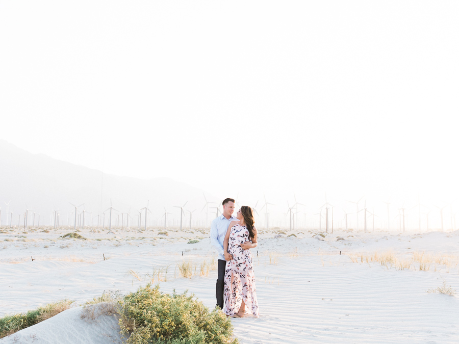 Alexis Ralston | Desert Engagement Session | Windfarm Session | Intimate Desert Inspiration | Palm Springs Engagement | Wedding Inspiration | What to Wear 042.jpg