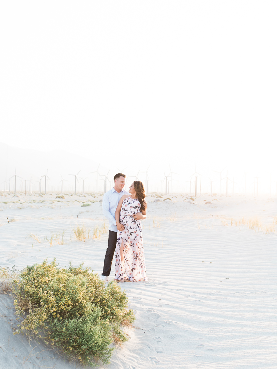 Alexis Ralston | Desert Engagement Session | Windfarm Session | Intimate Desert Inspiration | Palm Springs Engagement | Wedding Inspiration | What to Wear 041.jpg