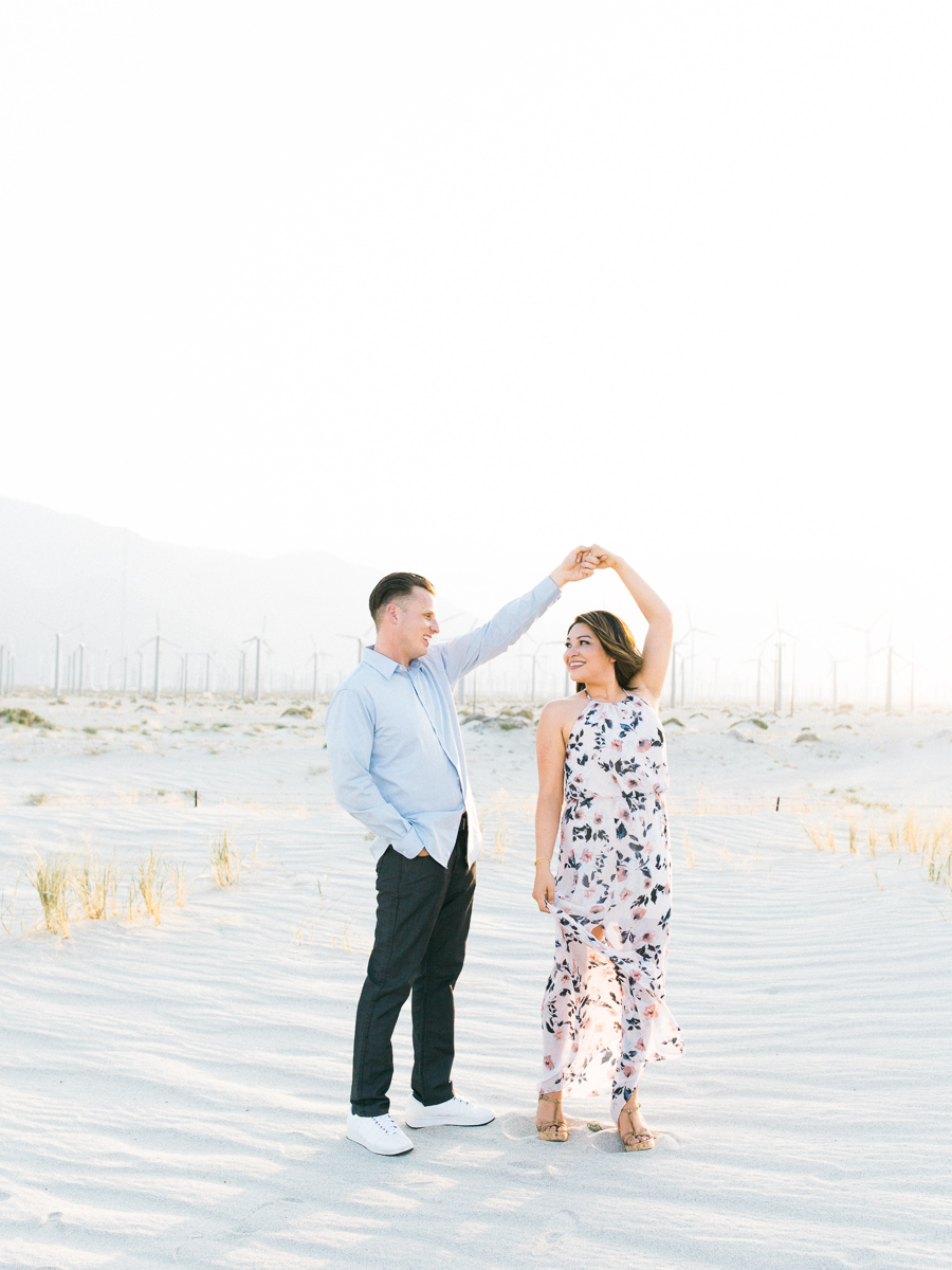 Alexis Ralston | Desert Engagement Session | Windfarm Session | Intimate Desert Inspiration | Palm Springs Engagement | Wedding Inspiration | What to Wear 043.jpg