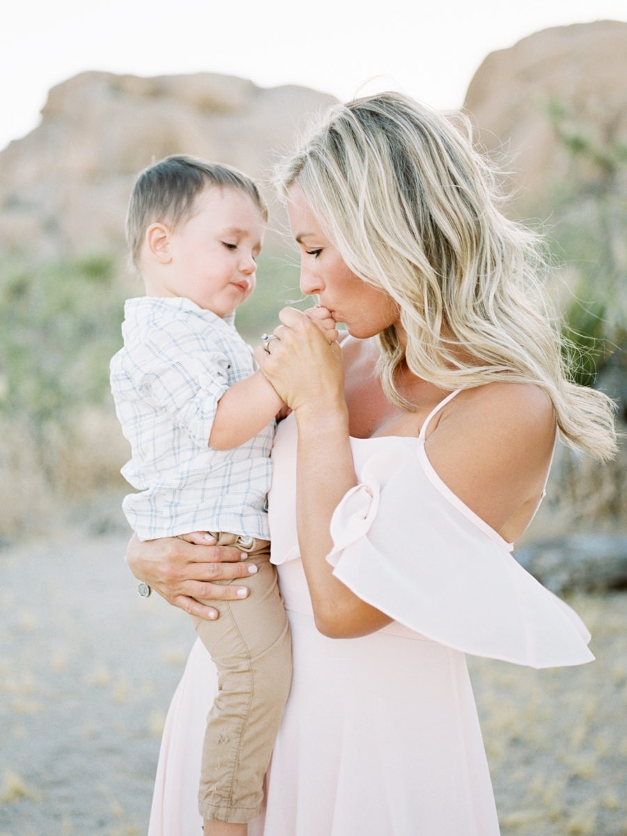 Alexis Ralston Photography | Joshua Tree Family Photographer | Mommy and Me | Joshua Tree | Zara Kids Outfits | Morning Lavender Dress | Family Session Inspiration | What to Wear to your Family Session | Fuji 400h | Pentax 645Nii | Canon 1V 001.jpg