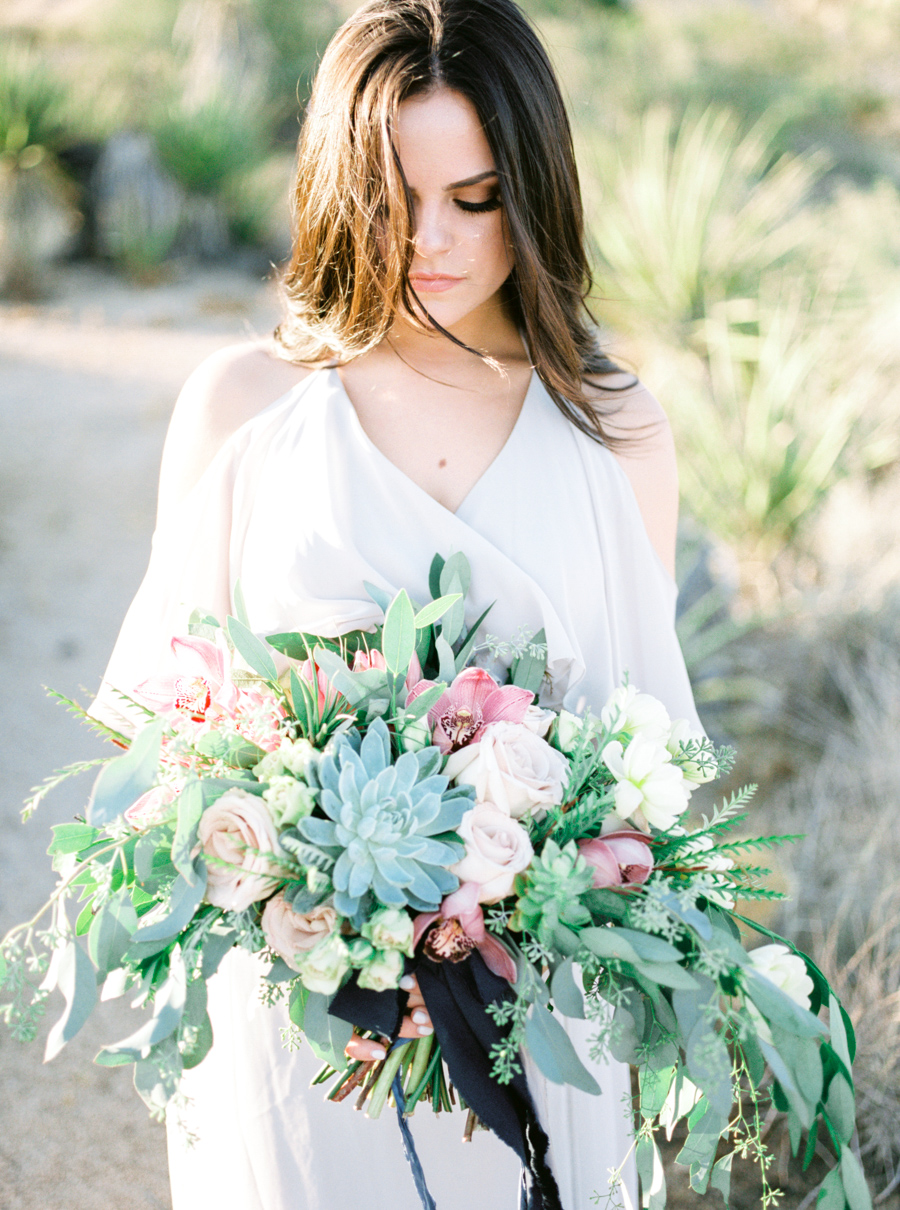 Joshua Tree Elopement | Elopement Inspiration | Floral Inspiration | Wedding Inspiration | Modern Elopement | Bride | Desert Elopement | Film Photographer | Southern California Photographer | California Film Photographer | Pentax 645Nii003.jpg