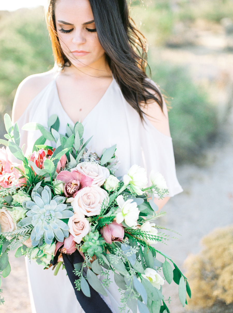 Joshua Tree Elopement | Elopement Inspiration | Floral Inspiration | Wedding Inspiration | Modern Elopement | Bride | Desert Elopement | Film Photographer | Southern California Photographer | California Film Photographer | Pentax 645Nii007.jpg