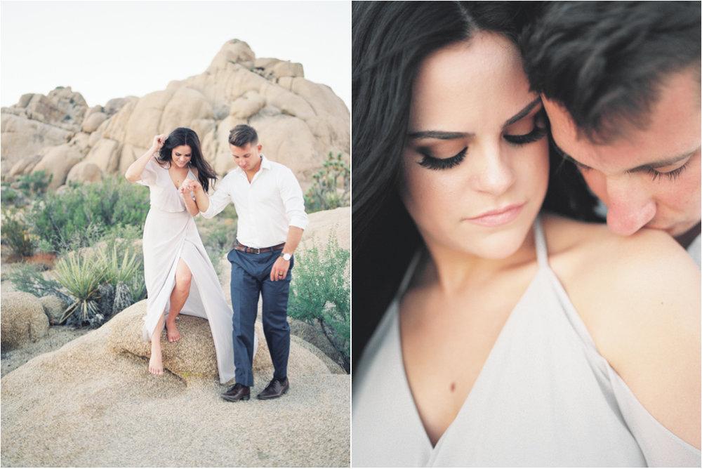 Joshua Tree Elopement | Elopement Inspiration | Floral Inspiration | Wedding Inspiration | Modern Elopement | Bride | Desert Elopement | Pentax 645Nii | California Film Photographer.jpg